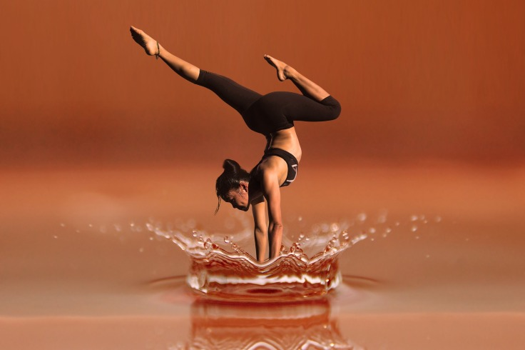 Bewegung, Gesundheit, Erfolg, Sport, Körper, Geist, Glück